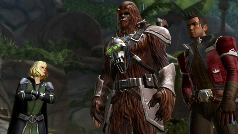Star Wars: The Old Republic launches the Legacy of the Rakata