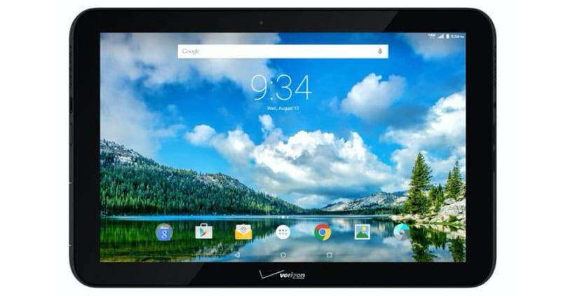 Leak shows Verizon's 10-inch budget tablet