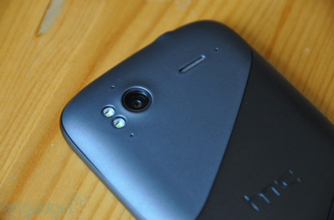 HTC Sensation ICS camera mod allows 20Mbps 1080p video, adds 'experimental' 1250 ISO