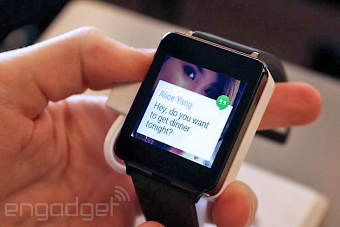 Android Wear Mini Launcher makes it easy to get to apps