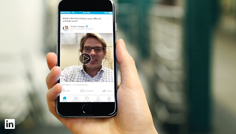 LinkedIn debuts 'influencer' videos for interview tips and more