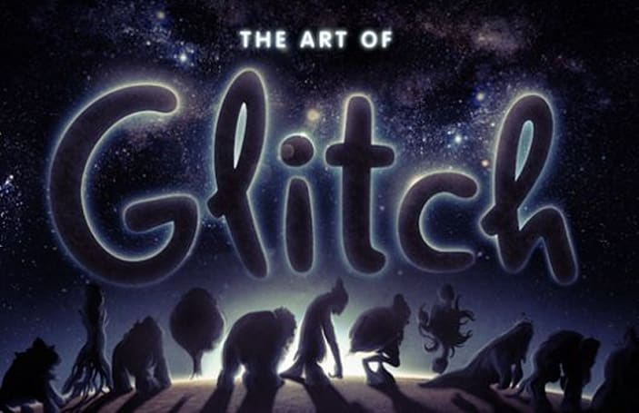 Glitch art book shatters fundraising goal