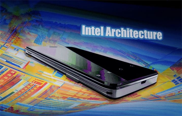 Medfield-based Android phone shown at IDF 2011, future Android builds to be 'optimized' for Atom