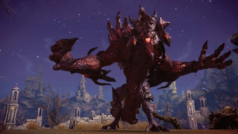 Massively Exclusive TERA lore: Day in the Life - Ebonathis