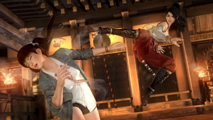 European Dead or Alive 5 Ultimate pre-orders get costume DLC, of course