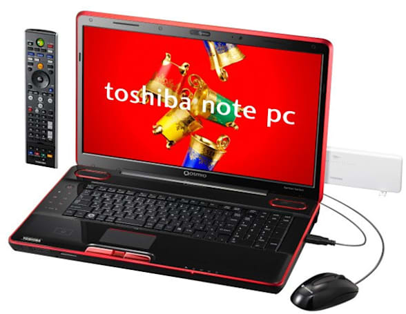 Toshiba Qosmio V65 laptop brings Core i5, SpursEngine and Blu-ray to low-res screen