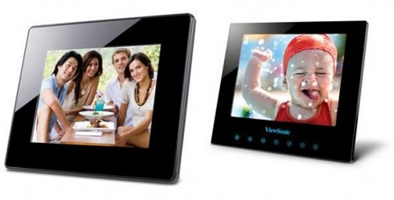 Viewsonic announces new digital photo frames, neither with WiFi