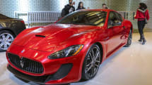 Maserati's first electric car won't be a Tesla rival