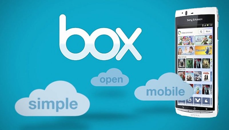 Box.net befriends Android, will offer Sony Ericsson Xperia phones 50GB of free cloud storage (update: LG phones too)