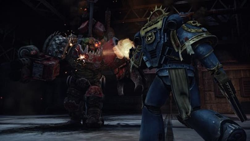OnLive's Space Marine pre-order includes free MicroConsole and Darksiders