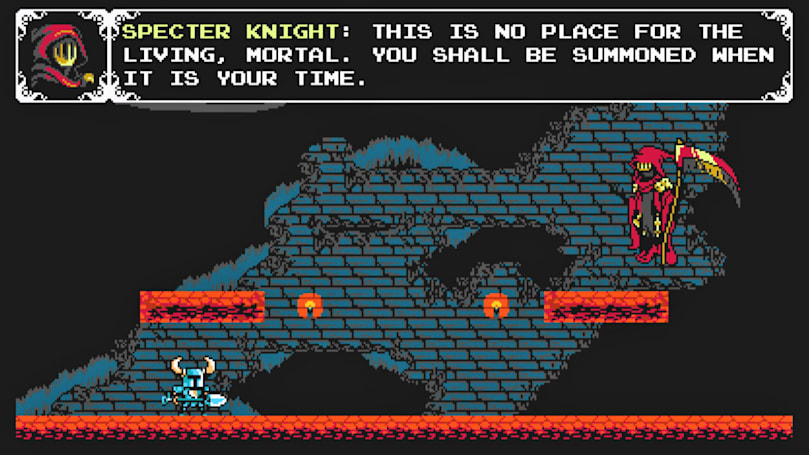 New 'Shovel Knight' expansion haunts the chapel next spring
