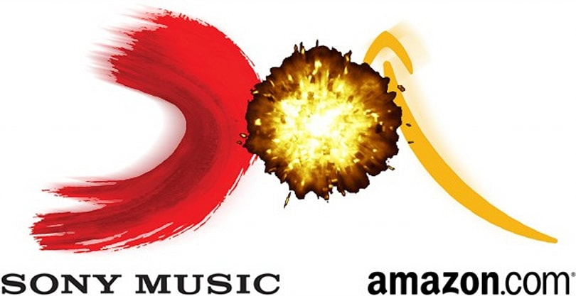 Amazon Cloud Player upsets Sony Music over streaming license, Amazon shrugs
