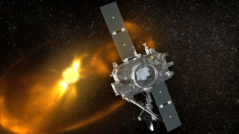 NASA regains contact with spacecraft after a 2-year silence