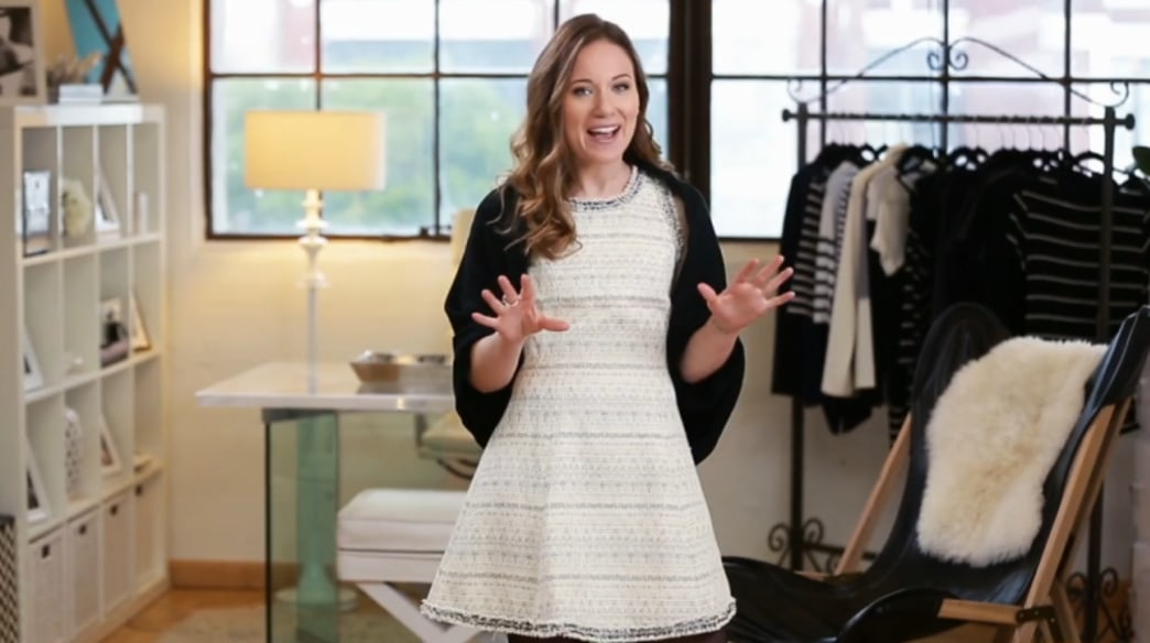 Shop this video: Timeless, high-end dress that's under $100