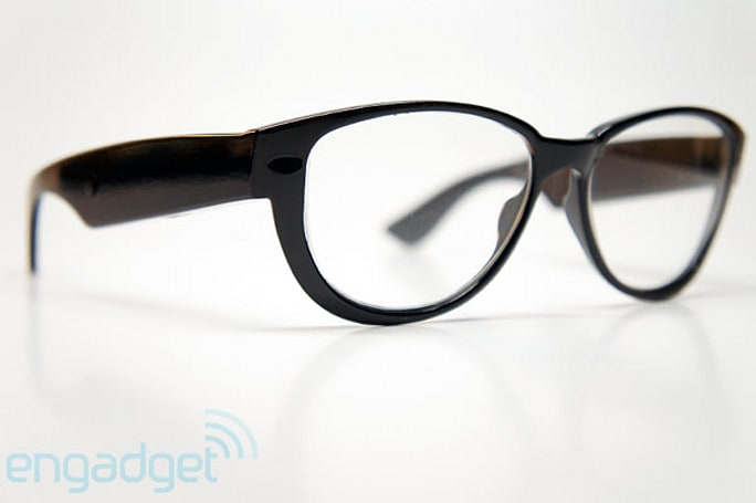 Eyez 720p video streaming / recording glasses hands-on (video)