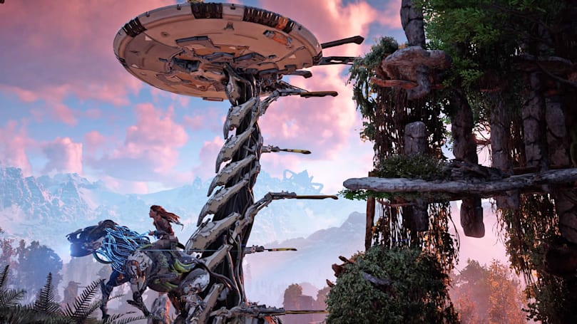 'Horizon Zero Dawn' made me fall in love with open-world RPGs