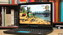 The Alienware 13 gets better with VR and impressive battery life