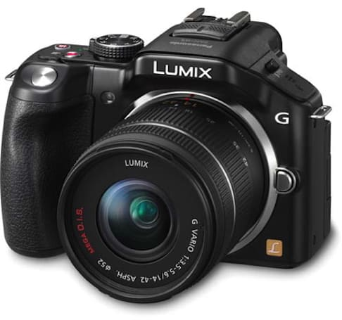 Panasonic Lumix DMC-G5 and other models arriving soon? (Updated)