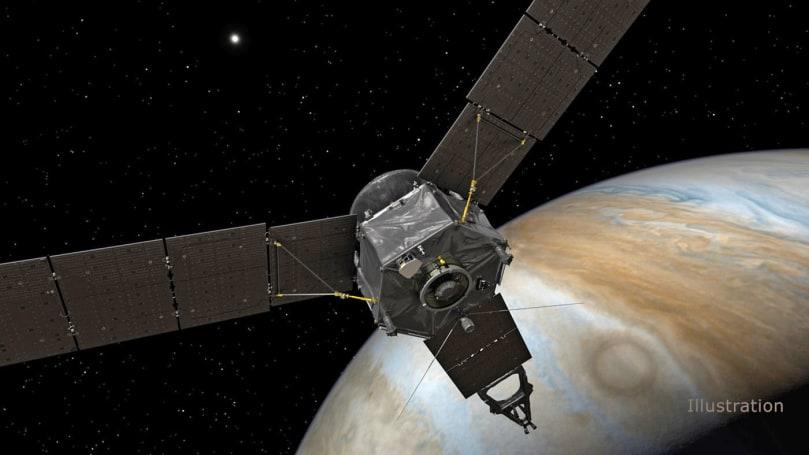 How to watch NASA's Juno spacecraft enter Jupiter's orbit