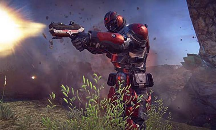 SOE delays PlanetSide 2 beta, files Reign of Fear trademark