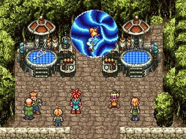 Square Enix trademark elicits confusion over Chrono Trigger DS
