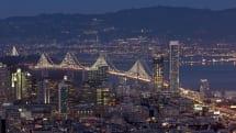 Lights in the sky: Inside San Francisco's illuminated art scene