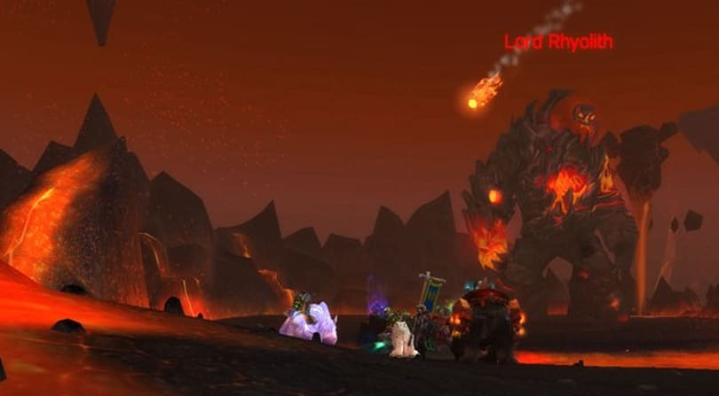 Patch 4.2 PTR Firelands Impressions: Lord Rhyolith