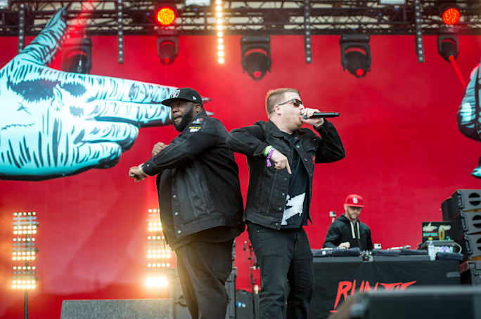 Run the Jewels include AR extras with 'RTJ3' physical editions