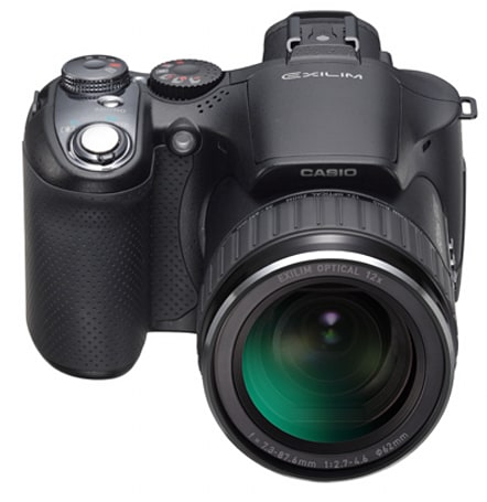 """Casio EX-F1 gets """"prerecord movie"""" function with new firmware update"""