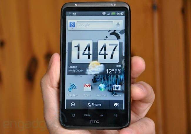 HTC explains decision to skip Android 4.0 for Desire HD: we'd rather not wipe your data