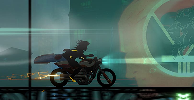 Transistor launch trailer lines up foes ahead of PS4 debut