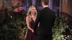 Kimmel Talks to Corinne from 'The Bachelor'