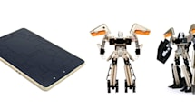 Xiaomi made a toy tablet that turns into a Transformers robot