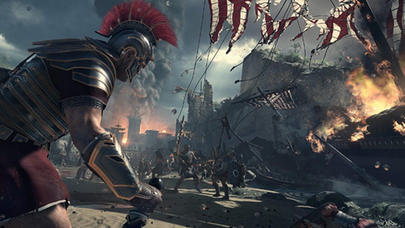 Crytek Ryses to the occasion to bring Son of Rome to PC