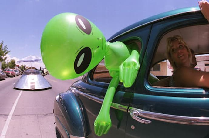 Ancestry website won't let you borrow its UFO records