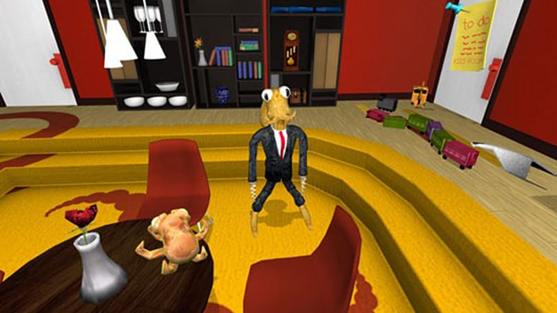 Octodad meets Kinect: How one of the funniest games ever is finding new legs