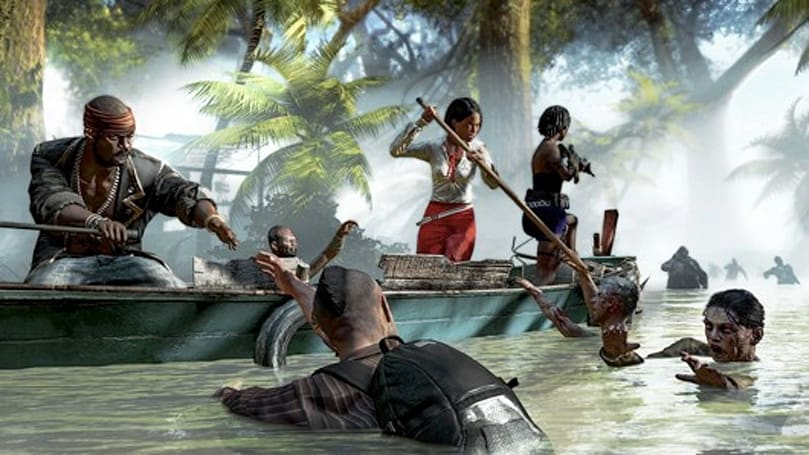 Dead Island Riptide tops the UK charts for third week running