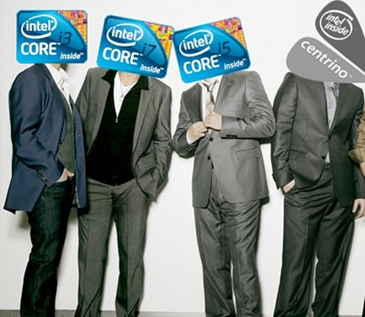 Intel rebrands: Core i3, i5, i7 are in, Centrino on the outs