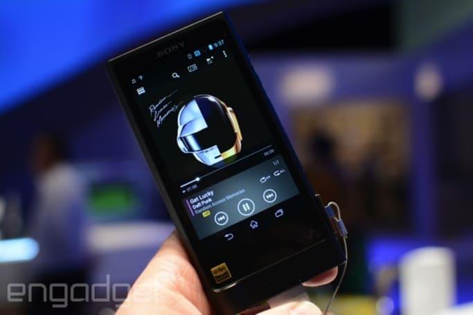 Sony will sell a 'premium' memory card alongside its $1,200 Walkman
