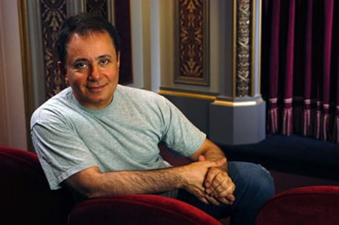 Is your home theater good enough for Theo Kalomirakis?
