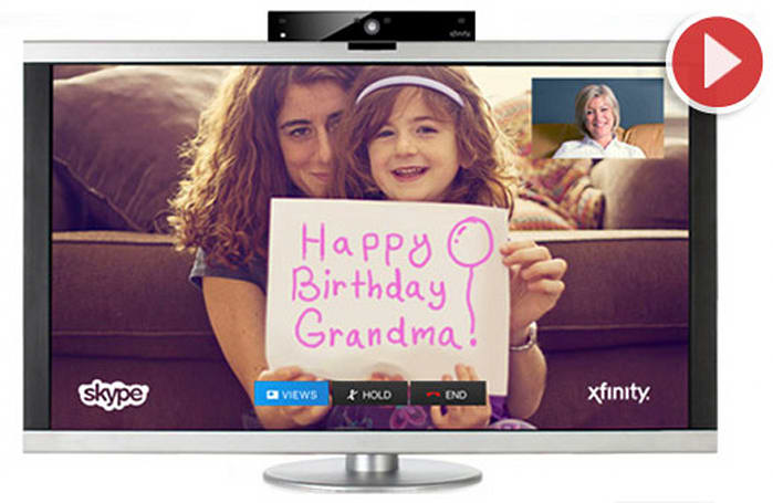 Comcast switches on Skype on Xfinity in Boston and Seattle today, eight more metros this week