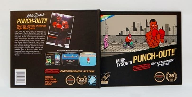 Mike Tyson's Punch-Out!! Kickstarter compendium is neat (if it gets by Nintendo)