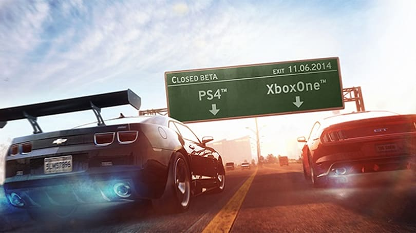 The Crew's PS4 and Xbox One beta starts next week