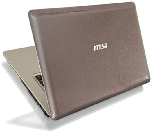 MSI outs exceptionally exquisite X-Slim X420 laptop