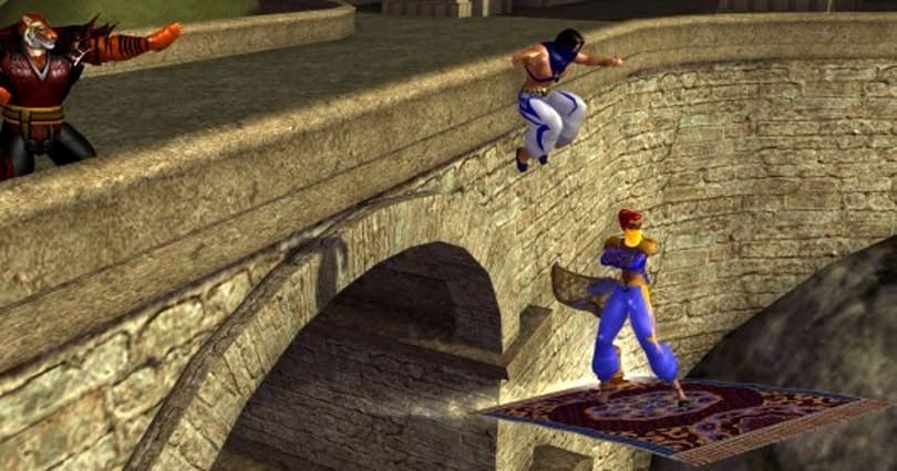 City of Heroes looks to take players on a magic carpet ride