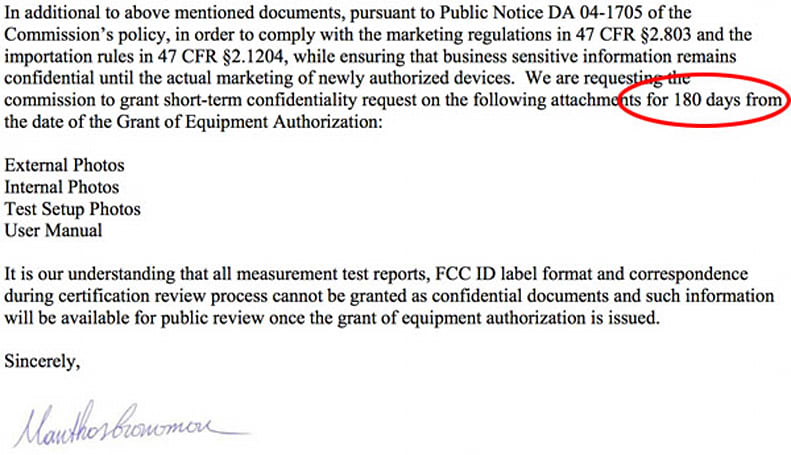 FCC paper trail suggests AT&T getting Pre in May?