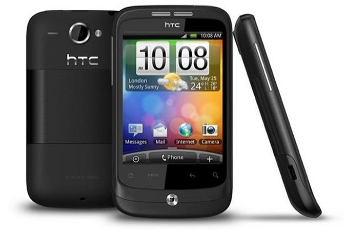 HTC Wildfire escapes from Yellow Mountain riding Android 2.1 (update: official)