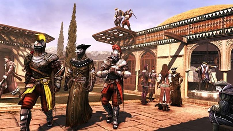 Assassin's Creed: Brotherhood getting 'The Da Vinci Disappearance' DLC next month