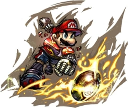 Mario Strikers Charged Wii online play, other details