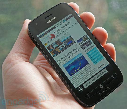 nokia lumia 710 for t mobile review. Black Bedroom Furniture Sets. Home Design Ideas
